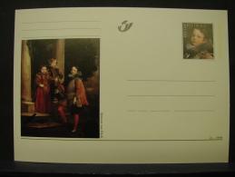 MP. 131. Antoon Van Dyck. 2c - 1999 - Interi Postali
