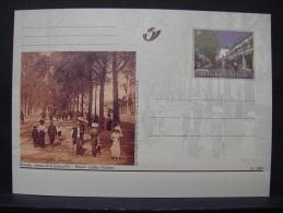 MP. 138. Bruxelles. Avenue De La Toison D'Or. 3a - 2000 - Enteros Postales
