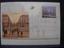 MP. 139. Bruxelles. Entrée Du Parc Et Place Royale. 3e - 2000 - Interi Postali