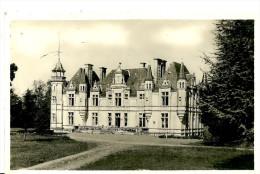 Mussidan. La Facade Du Chateau De Fournils. - Mussidan