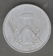 DDR - 10 PFENNIG ( 1952 ) Germania Est / Deutschland - 10 Pfennig