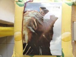 1814 2014 Bicentenario Della Fondazione Calendario Storico Arma Cei CARABINIERI - Calendari