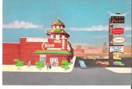 Chiam Restaurant, 2323 So. Wentworth Avenue, Chicago, Illinois Newest And Finest Restaurant In Chinatown - Alberghi & Ristoranti
