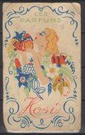 Carte Parfumée -  Les Parfums Kosi .... - Oud (tot 1960)