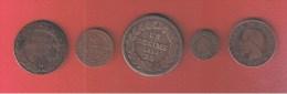 FRANCE  --  Lot De Monnaies En Bronze - France
