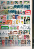 Clasificador De Sellos De 32 Páginas Con Mas De 2860 Sellos Nuevos Y Usados - Timbres