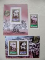 SALE! MNH Post Stamps From DPR Korea 1980 Art Painting Albrecht Durer 450 Ann. Horse - Korea, North