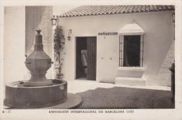 España--Barcelona--1929--Pueblo Español--Plaza De Peñaflor--Exposicion Internacional De Barcelona -1929 - Exposiciones