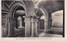 España--Barcelona--1929--Pueblo Español--Vestibulo--Exposicion Internacional De Barcelona - Exposiciones
