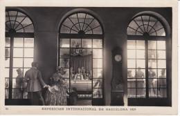 España--Barcelona--1929--Pueblo Español--Primer Ferrocarril De España (teatrino)--Exposicion Internacional De Barcelona - Exposiciones
