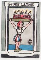 Jean EFFEL - Ecole Laïque 1882-1982 - Centenaire De L' Ecole Publique (76301) - Effel