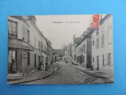 Vaujours - Rue De Coubron - France
