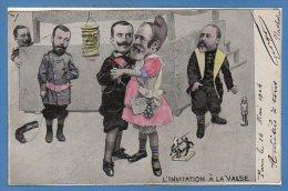 POLITIQUE - SATIRIQUES --  - L'invitation � la Valse