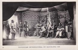 España--Barcelona--1929--Pedro I El Cruel ( Teatrino )--Exposicion Internacional De Barcelona- - Exposiciones