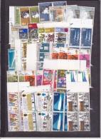Grande Bretagne - Ensemble De 47 Blocs 4 Timbres Neufs ** Luxe - 2 Scans - Collections
