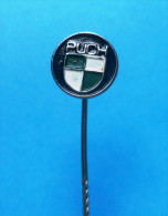 PUCH - Austria Old Pin * Badge Car Automobile Auto Autos Cars Automobiles Anstecknadel Motorcycle Bicycle Moped - Badges