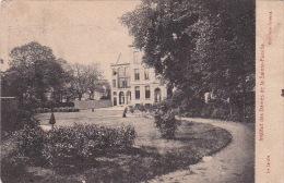 Berchem 18: Institut Des Dames De La Sainte-Famille. Le Jardin 1913 - Antwerpen
