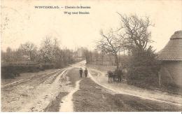 Genck Winterslag Chemin De Staelen Weg Naar Staelen (attelage) - Genk
