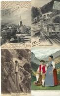 Lot De 234 Cpa Et Cpsm(format 9 14) De La Suisse - 100 - 499 Cartoline