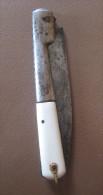 ANCIEN COUTEAU DAGUE POIGNARD CORSE - Armes Blanches