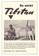 Original Werbung / Reklame - 1959 - Tibetan , Biokosma AG , Ebnat-Kappel  !!! - SG St. Gallen