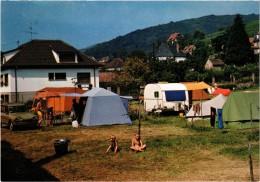 Barr Le Terrain De Camping ( Belle Carte) - Barr