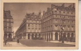 Paris  Hotel Regina Rue De Rivoli - Cafés, Hôtels, Restaurants
