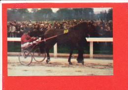 Calendrier Course Hippique 1967   5 André Faure Im W R Deux Scanns - Calendriers