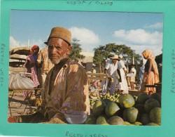 MADAGASCAR  DIEGO SUAREZ UN VIEUX MARCHANDS DE FRUITS - Liberia