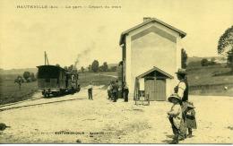 Ain Hauteville La Gare - Hauteville-Lompnes