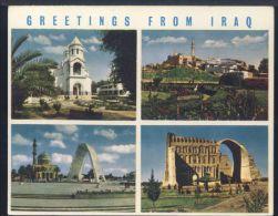 R750 GREETINGS FROM IRAQ - Iraq
