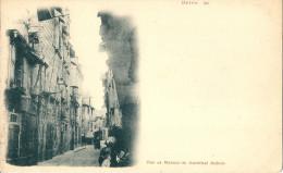 CPA 19 BRIVE RUE ET MAISON CARDINAL DUBOIS ANIMEE PRECURSEUR - Brive La Gaillarde
