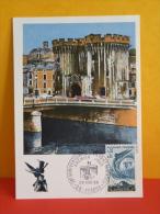 FDC- Carte Maxi, Victoire De Verdun - 55 Verdun - 28.5.1966 - 1er Jour, Coté 3,50 € - Cartes-Maximum
