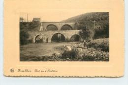 TROIS PONTS - Pont Sur L'Amblève. - Trois-Ponts