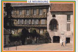 LE NEUBOURG (27-Eure),L´envol Fontaine Illuminée...? Erreur De Texte= Le Vieux Château, Ed. La Cigogne - Le Neubourg