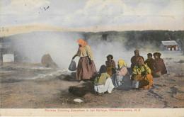 Maories Cooking - Nouvelle-Zélande
