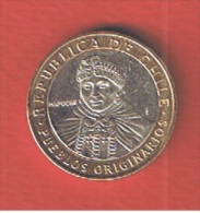 CHILI--- 100  Pesos 2009   --   Km # 236  ---   état  SUP - Chile