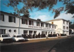 85 LA TRANCHE SUR MER LA GRIERE HOTEL DE LA MER / VOITURES ANCIENNES - La Tranche Sur Mer