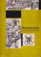 SCHMALKALDEN THURINGE ALLEMAGNE BOIS GRAVES WALTER NICKEL - Colecciones