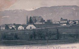 Duillier Et La Dôle (2846) Tachée - VD Vaud