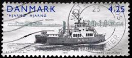 Danmark 2001 Island Ferries / Ferries De L´île   MiNr.1293 (O). (lot  A 1277 ) - Oblitérés