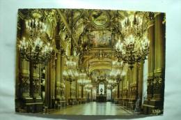D 75 - Paris - Théâtre De L´opéra - Le Foyer - Non Classés