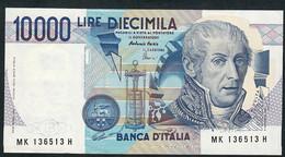 ITALY  P112d  10.000 LIRE  3.9.1984    VF - [ 2] 1946-… : République