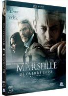 Marseille °°°°  De Guerre Lasse    ////    Lespert Ey Tcheky Karyo  ´ DVD Blu-ray + 1 Dvd - Policiers