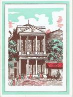"""1938 Programme Théâtre Des Variétés """"La Revue Des Variétés"""" Par SAINT-GRANIER & Jean GRANIER - Jane SOURZA, M. PALAU - Programs"""