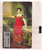 ISABEL DE BRAGANZA ESPOSA  FERNANDO VII  Tirada 9100 - Pintura