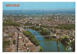 MONTAUBAN, VUE GENERALE -Tarn Et Garonne, 82 -Circulé 1993 - Montauban