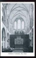CPSM Neuve Royaume Uni CHICHESTER Cathédral The Choir Le Choeur - Chichester