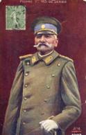 03TZ-2-  Pierre 1er Roi De Serbie - Characters