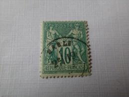65 TTB Cote 20€. - 1876-1878 Sage (Tipo I)